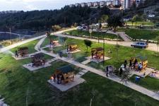 Adana'da 'Mangal Park'ın yapımı tamamlandı