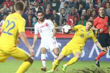 Türkiye Ukrayna maçı sonucu ve geniş özeti