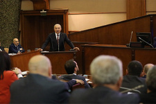 İBB Başkanı Uysal: '2019 bütçesinde en büyük payı ulaşım ve çevreye ayırdık'