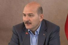 Süleyman Soylu açıkladı! 8 bin kişinin Türkiye'ye girişi engellendi
