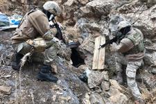 Van Başkale'de terör operasyonu