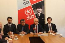 Vatan Partisi Kadıköy adayını açıkladı