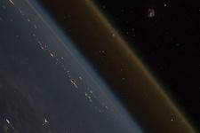 Soyuz roketinin uzaydan çekilen inanılmaz görüntüleri yayınlandı