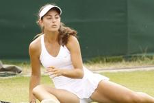 Milli tenisçi Ayla Aksu şampiyonluk hasretine son verdi