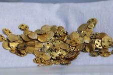 Sakalara ait 2800 yıllık kraliyet mücevherleri bulundu