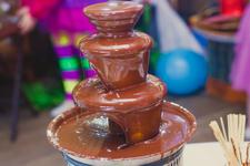 Çikolata çeşmelerinin mimarisindeki sır ortaya çıktı