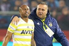Fenerbahçe'de Ayew şoku!