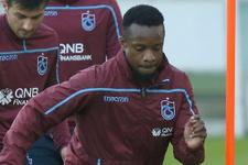 Trabzonspor'a Onazi'den kötü haber!