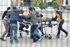Antalya'da jandarma ekiplerine ateş açıldı: Yaralılar var