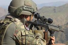 Binbaşıyı şehit eden terörist etkisiz hale getirildi
