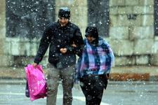 Kar geliyor meteoroloji yeni duyurdu 8 il için arka arkaya alarm geldi
