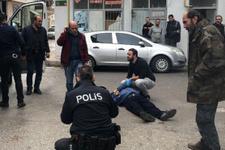 Bursa'da korkunç olay! Bir anda kurşun yağmuruna tutuldu