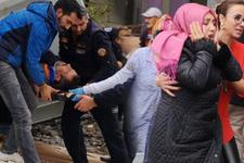Bursa'da konteyner faciası! İşçiler altında kaldı