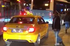 Taksiciden büyük ayıp! Yolcu seçti engelli vatandaşı almadı