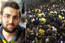 Fenerbahçeli Koray'ın yürek burkan paylaşımı