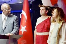 Çavuşoğlu Yunan mitolojisini canlandıran büyükelçiyi Ankara'ya geri çağırdı