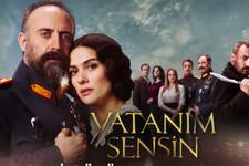 Vatanım Sensin'in yıldızı TRT 1'in Vuslat dizisinde başrol oynayacak