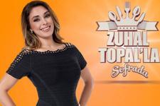 Zuhal Topalla Sofrada birincisi 2 Kasım işte 10 bin liralık ödülün sahibi