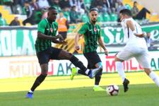 Akhisar Erzurumspor'la yenişemedi