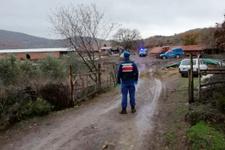 Kardeşlerin arazi kavgası felaketle sonuçlandı
