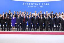 Arjantin'de G20 zirvesi: Erdoğan ile Trump'tan ayaküstü görüşme!