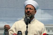 Diyanet İşleri Başkanı: Türkiye ve İran olarak...