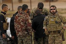 Ajanslar son dakika duyurdu! ABD askerleri PKK için Türkiye sınırında devriyede