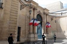 Fransa'da başbakanlık konutunda intihar şoku