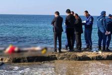 Denizde bulunan cesetlerin kimlikleri tespit edildi