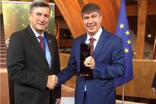 Antalya'nın pırlanta gerdanlığına uluslararası ödül