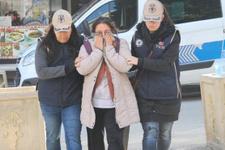 Eskişehir'de temizlik görevlisi kadına PKK gözaltısı