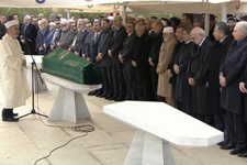 Abdullah Tivnikli'nin cenaze törenine kimler katıldı?