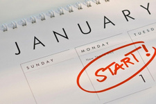 9 adımda kendinizi yeni yıla hazırlayın!