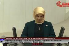 Meclisi duygulandıran konuşma! AK Partili vekil gözyaşları içinde anlattı