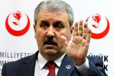 Destici: ABD'nin İran'a uyguladığı yaptırımlar zorbalıktır