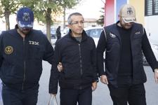 Eski savcı Ferhat Sarıkaya mahkemeye sevk edildi