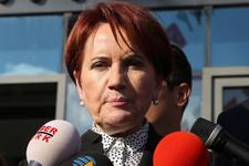 Belediye başkan adaylarının belirlendiği iddiasına Akşener'den cevap
