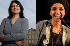 Türkiye'den iki Müslüman kadına tam destek!