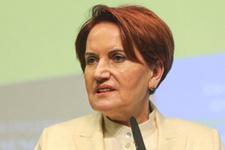 Meral Akşener: Ankara'da ortak adayımız olabilir