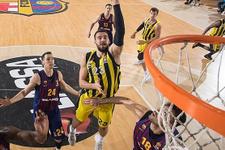 Fenerbahçe, deplasmanda Barcelona'yı ezdi geçti