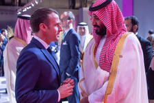 Macron ile Muhammed bin Selman arasında ilginç diyaloglar