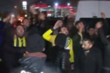 Fenerbahçe'ye Samandıra'da şok protesto!