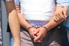 Cezaevinden izne çıktı! Üstünde tam 283 adet yakalandı