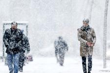 Uşak hava durumu saatlik tahmin fena kar başladı!