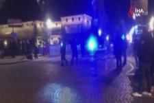 Fransa'da silahlı saldırı: 1 ölü, 4 yaralı