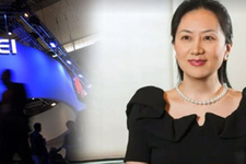 Huawei'nin yöneticisi Mıng Vancou serbest