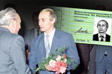 Rusya lideri Putin'in Alman İstihbaratı kimliği ortaya çıktı