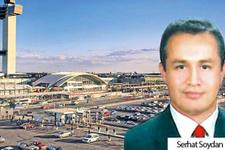 ABD'nin dev havalimanı firari FETÖ'cüye emanet!