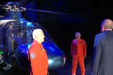 Erdoğan genel maksat helikopterinin adını açıkladı