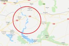 Fırat'ın doğusu neden önemli Fırat'ın doğusu neresi haritasına bakın